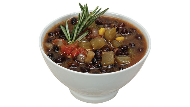 Black Bean Soup Image