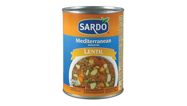 Lentil Soup 540 mL