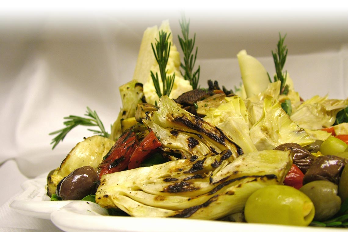 Roasted Fennel with Olives