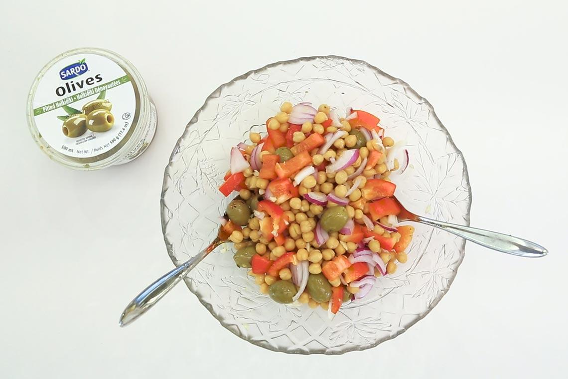 Medley Olive Salad Image