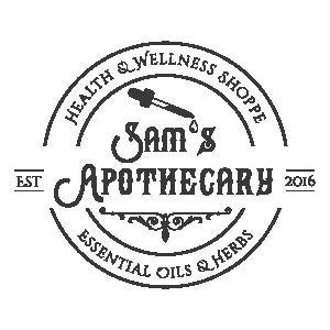 Sam's Apothecary logo