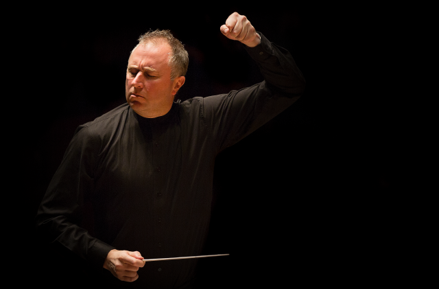 Principle conductor & musical director Philip Mackenzie