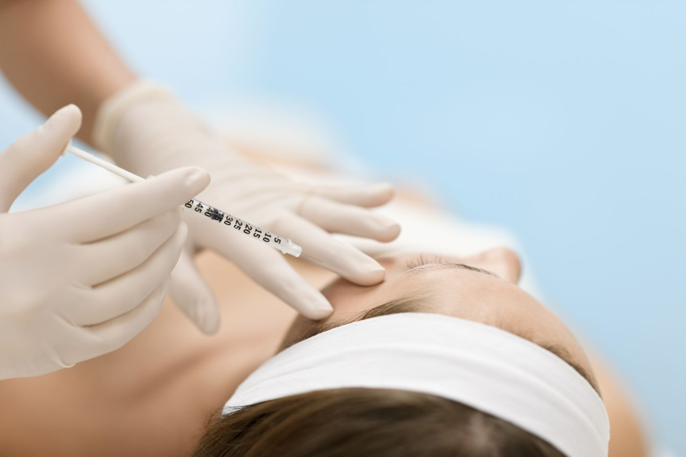 Injectables botox