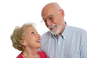 Hearing Treatment Options, Elderly Couple
