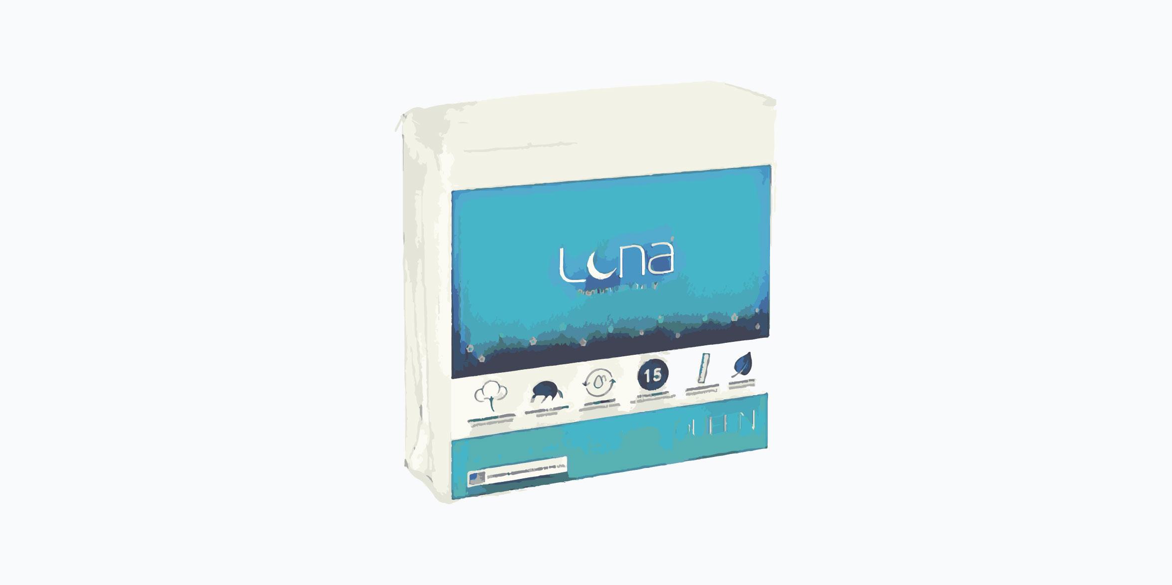 Luna Mattress Cover