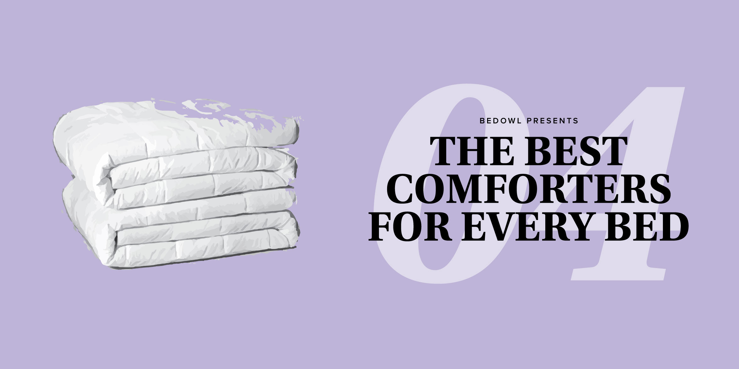 The Best Comforters for Every Bed by Bedowl