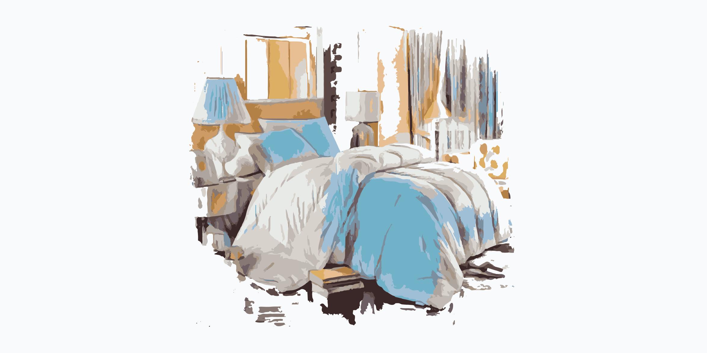 Egyptian Bedding Siberian Goose Down