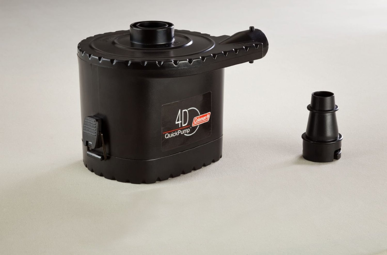 Coleman Queen Cot Battery Pump