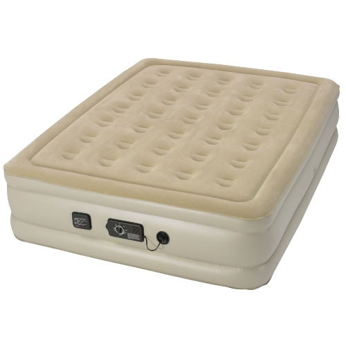Serta Raised Air Mattress