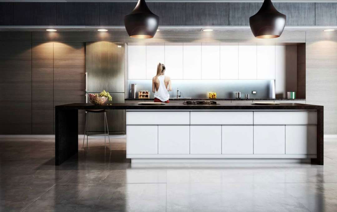 Easy Kitchen Design Magnificent Decoration