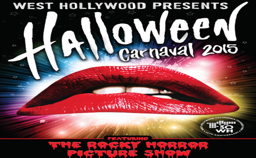 west hollywood halloween