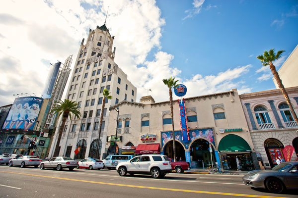 Hollywood Blvd Wax Museum