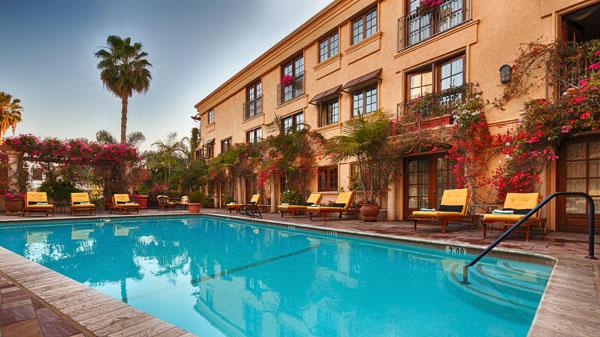 Best Western PLUS Sunset Plaza Pool