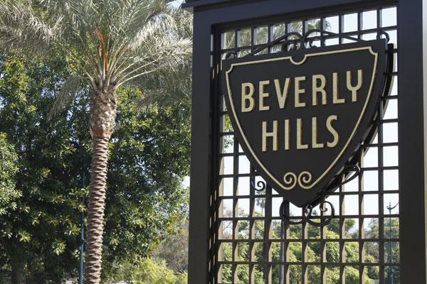 Beverly Hills Sightseeing