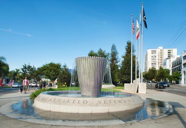Hollywood Veterans Memorial