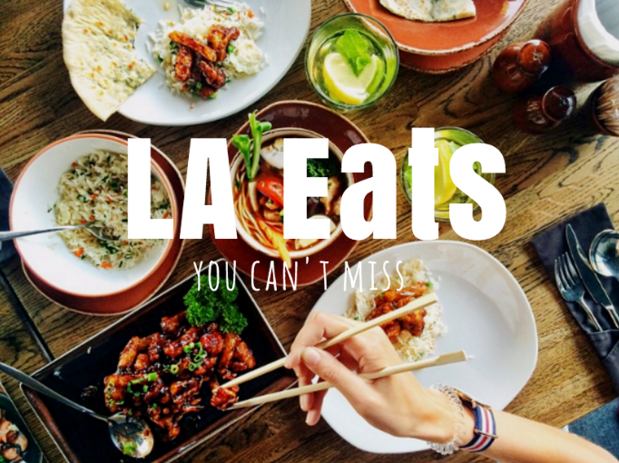 places to eat in la