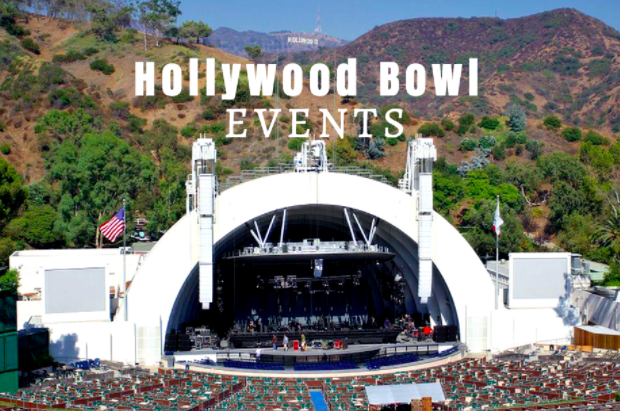 events at the hollywood bowl