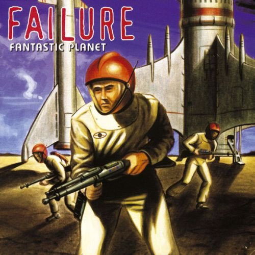 012 Fantastic Planet by Failure
