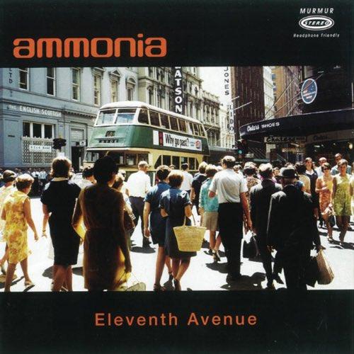 014 Eleventh Avenue by Ammonia