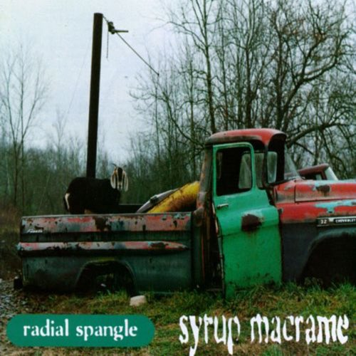 113 Syrup Macrame by Radial Spangle