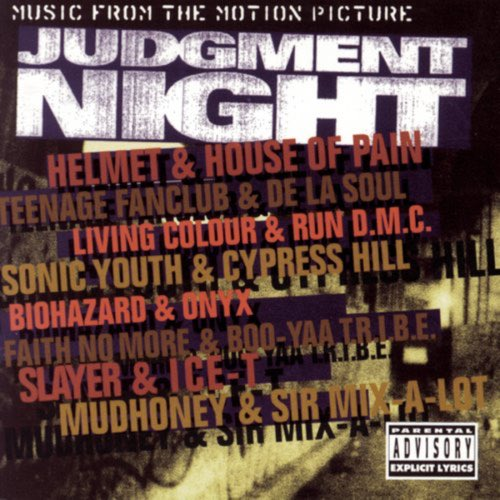 132 Judgement Night soundtrack