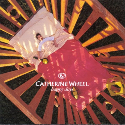 158 Happy Days by Catherine Wheel