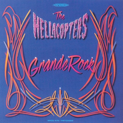 159 Grande Rock by The Hellacopters