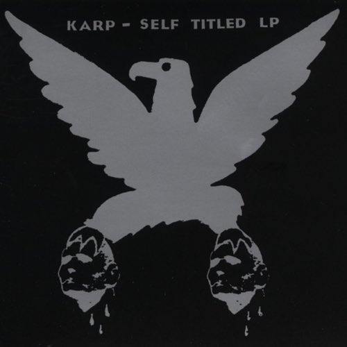 167 Self Titled LP by Karp