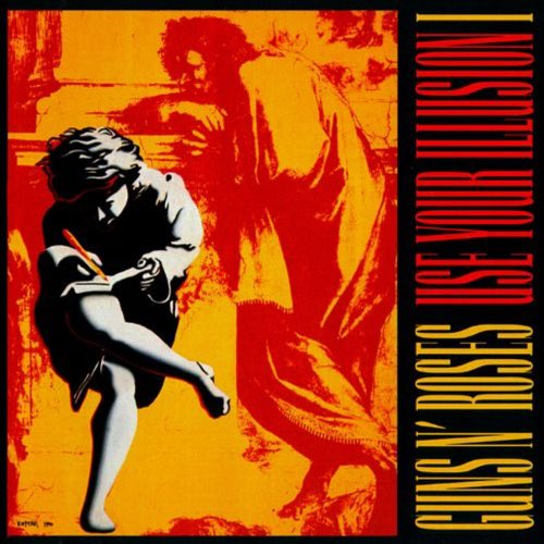 200 Use Your Illusion 1 & 2 by Guns n' Roses