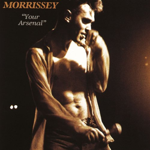 212 Your Arsenal by Morrissey
