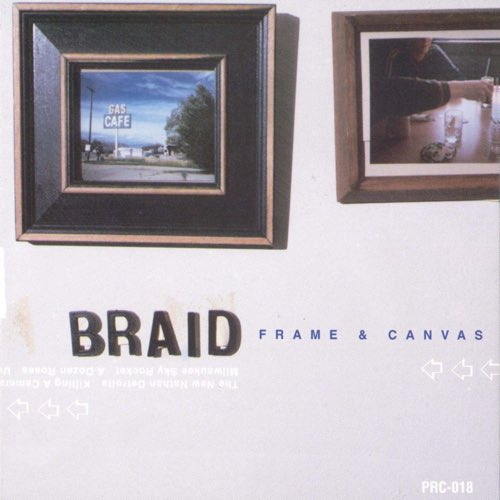 250 Frame and Canvas by Braid