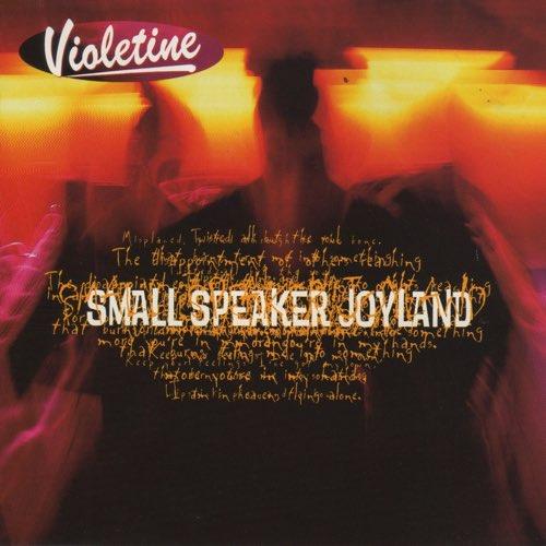 325 Small Speaker Joyride by Violetine