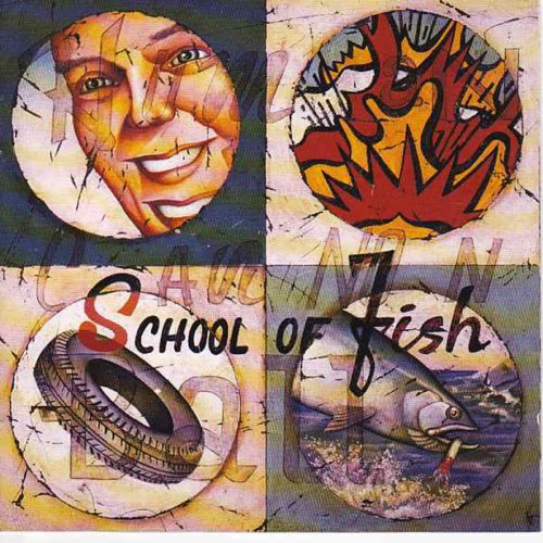 272 Human Cannonball by School of Fish