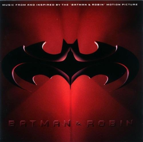 332 Batman & Robin soundtrack