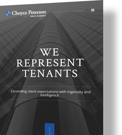 Choyce Peterson finsweet mobile website redesign
