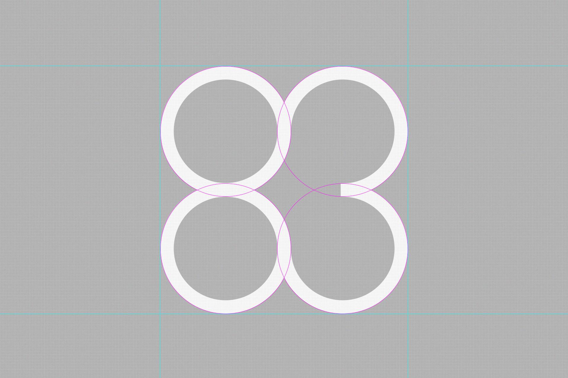 83 Properties Logo Design Details