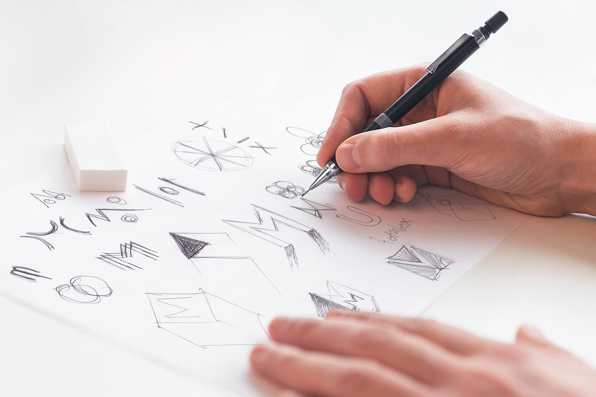 Mathclub Design Sketches
