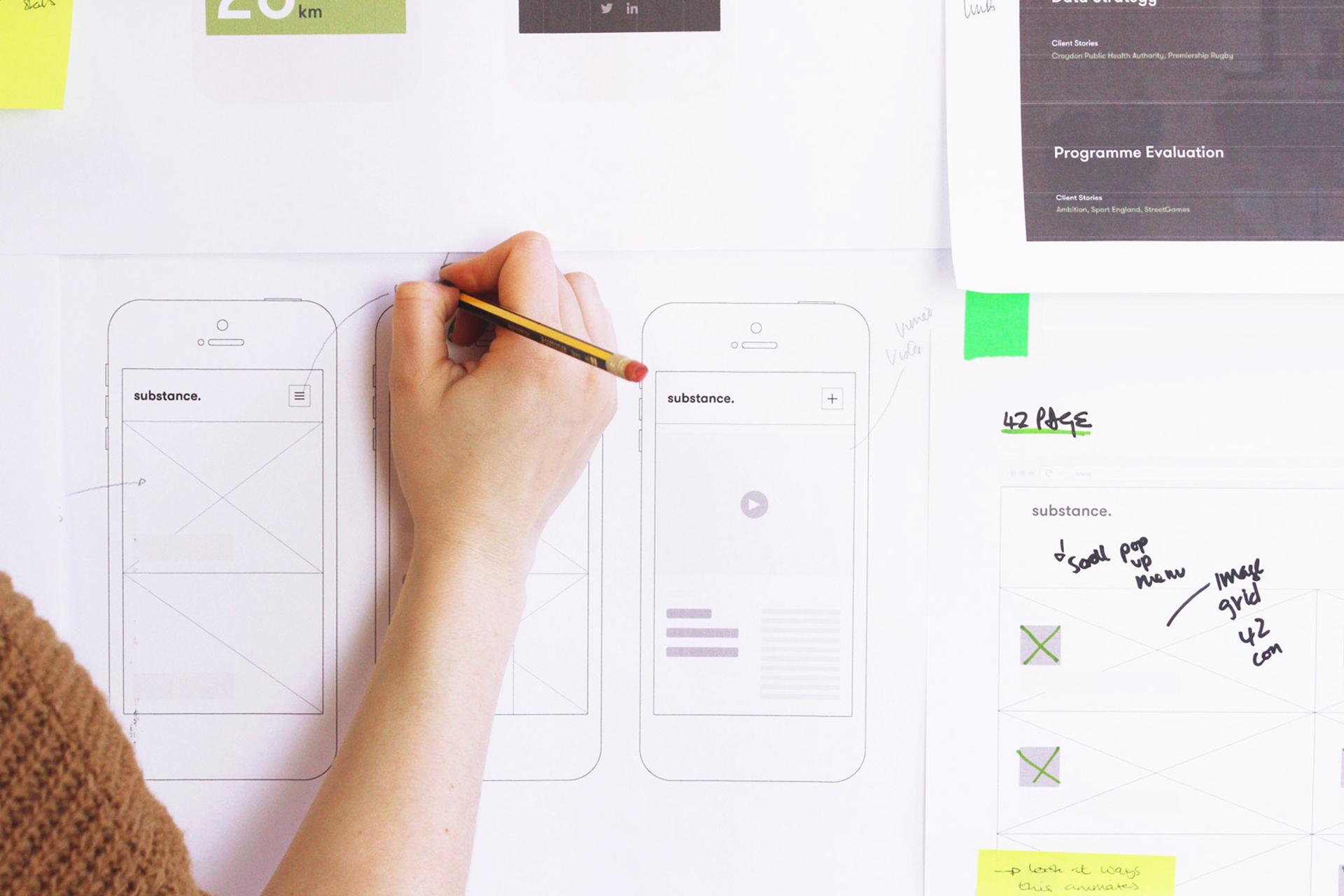Prototyping: An integral part of every designer's workflow – Independent Graphic Designer for UI & Branding