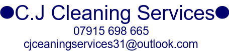 CJ Cleaning Services Bristol & Yate