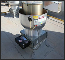 Oasis Exhaust provides Grease Containment System installation