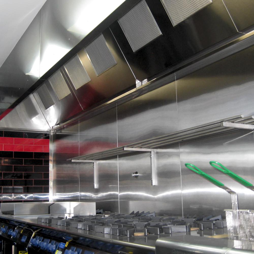 Restaurant Kitchen Ventilation commercial kitchen hood cleaning services. single u0026 double