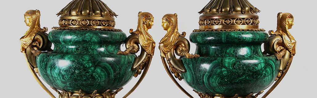 Fine & Decorative Works of Art Auction