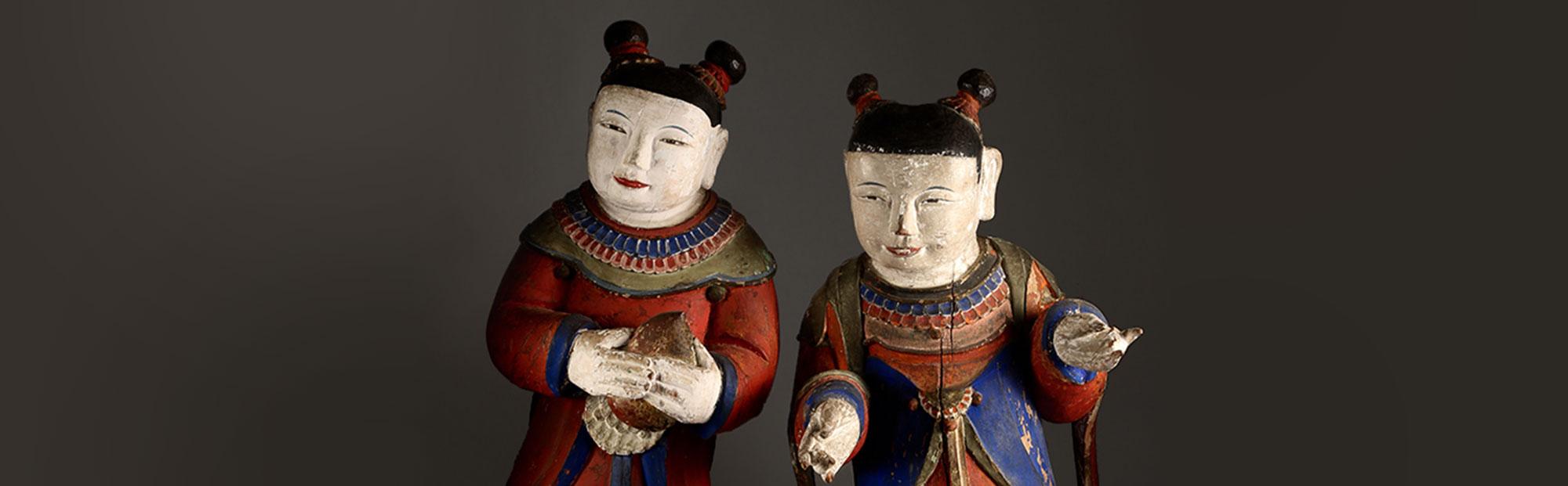 Korean Furniture and Works of Art