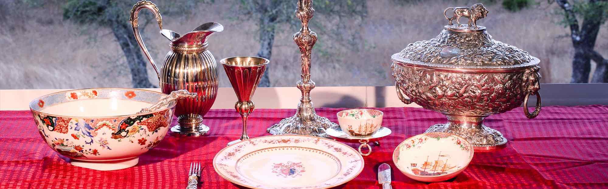 iGavel Interiors: San Antonio, Texas - Settings for a Beautiful Table