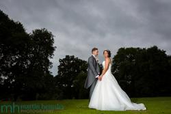 Sarah & James at Ansty Hall - Warwickshire Wedding Photography