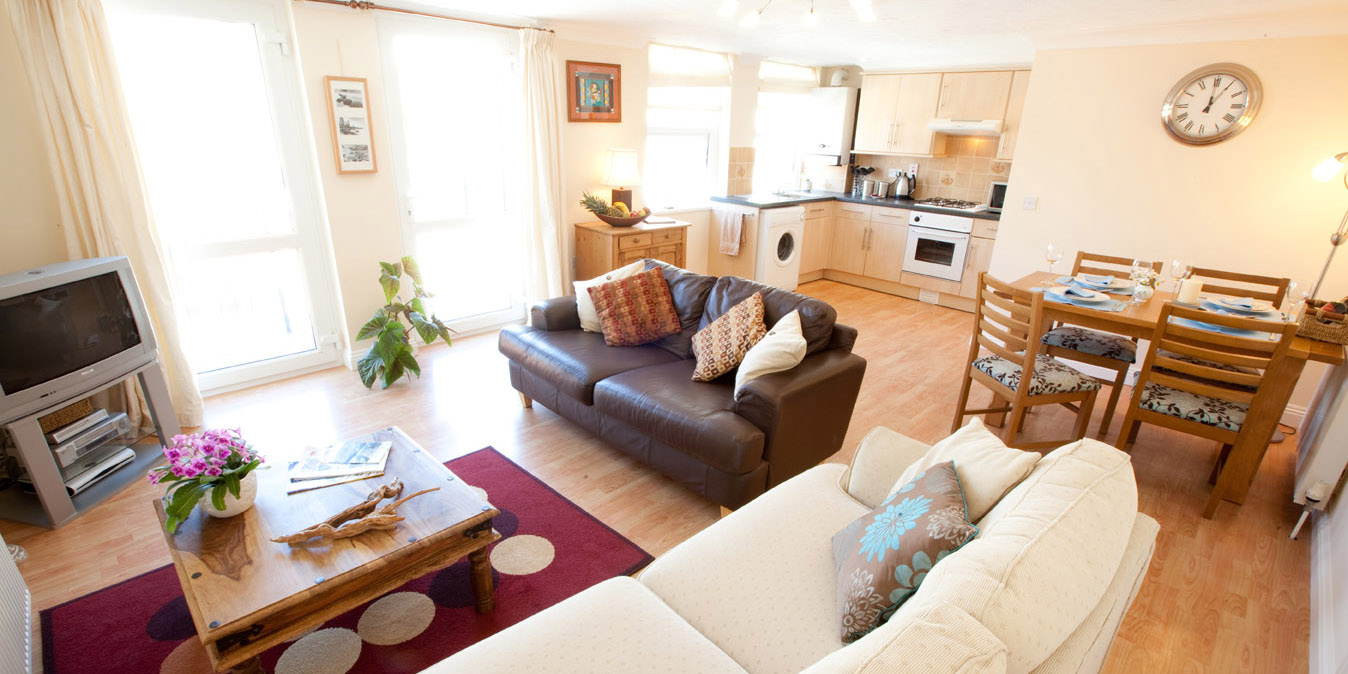 Kitchen Diner and Living room