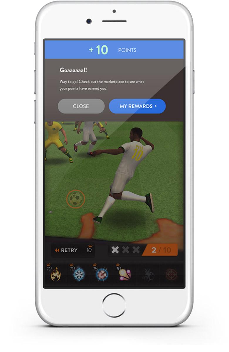 Pele King of Football App