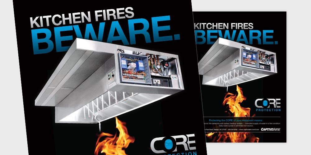 Core handout design