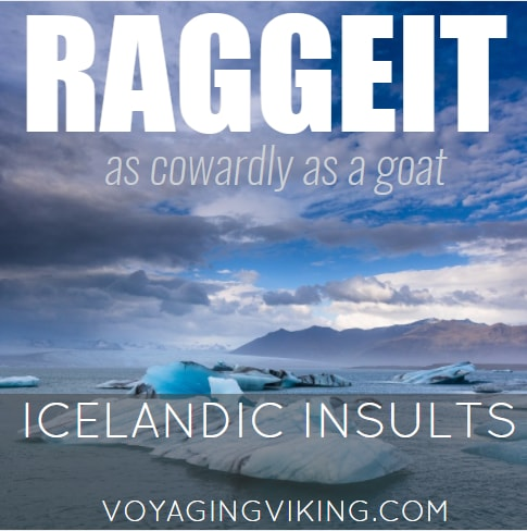 Icelandic Insults