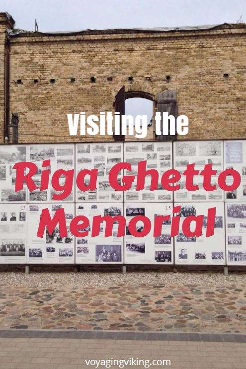 riga ghetto memorial